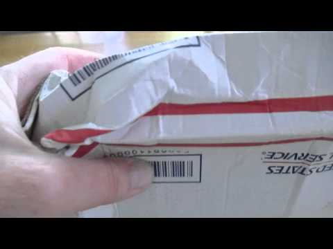 User Ships a 5-lb Laptop in a USPS Document Box with No Padding