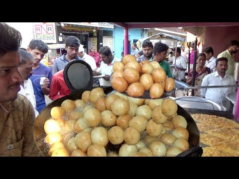 Early Morning Breakfast in Hyderabad Street - Sri Durga Tiffins - Morning 8 to 10 Only