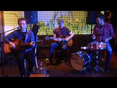 Niall Kelly Blues and Roots Trio Live in Balham