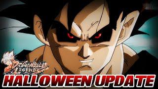 😈 DAS HALLOWEEN UPDATE! 🎃 Mit Gotenks, Dabura und Buu! ;D | Dragon Ball Legends Deutsch