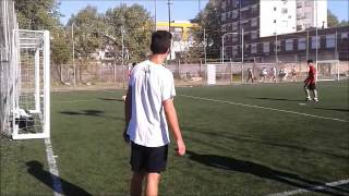 LOVEspungas vs Falso 9 - Copa Palermo