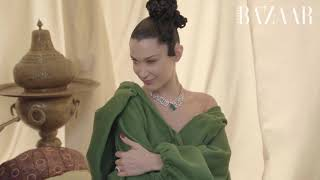 Harper's Bazaar BTS with Bella Hadid | By Person Films