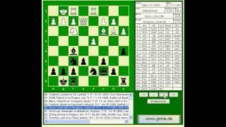 Скандинавская партия за чёрных (часть 2). Шахматы. Евгений Гринис