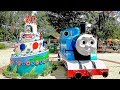 Thomas & Friends. Thomas the Tank Engine, Thomas Land Fuji-Q Highland / Паровозик Томас и друзья