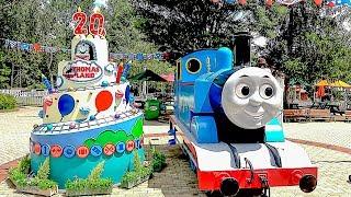 Thomas & Friends. Thomas the Tank Engine, Thomas Land Fuji-Q Highland / Паровозик Томас и друзья
