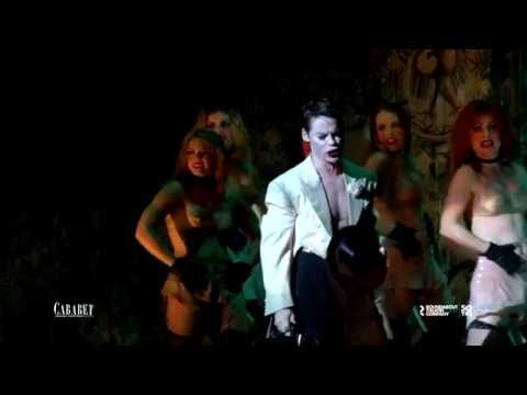 Randy Harrison is the Emcee in CABARET (July 19 - August 7, 2016)