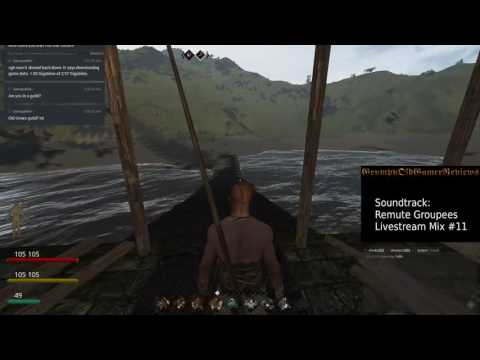 Life is Feudal: MMO Beta Wave #1 What a group built in the first week!