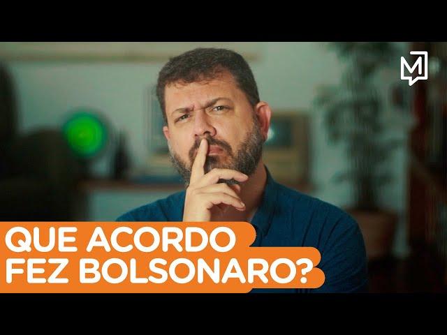 Que acordo fez Bolsonaro? I Ponto de Partida