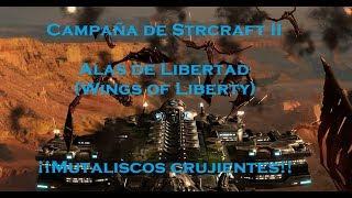 SC2: MUTALISCOS CRUJIENTES (Fractura el cielo, BRUTAL, Campaña de Starcraft 2)