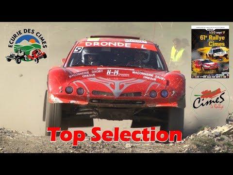 Rallye des Cimes 2017 - Top Selection