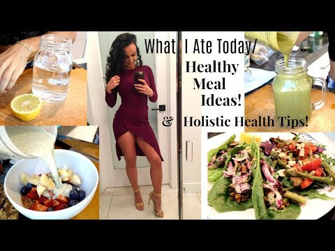 what-i-ate-to-get-lean-&-strong-quick-hemp-milk-recipe-|-holistic-advice-&dairy-free-|-tyler-health