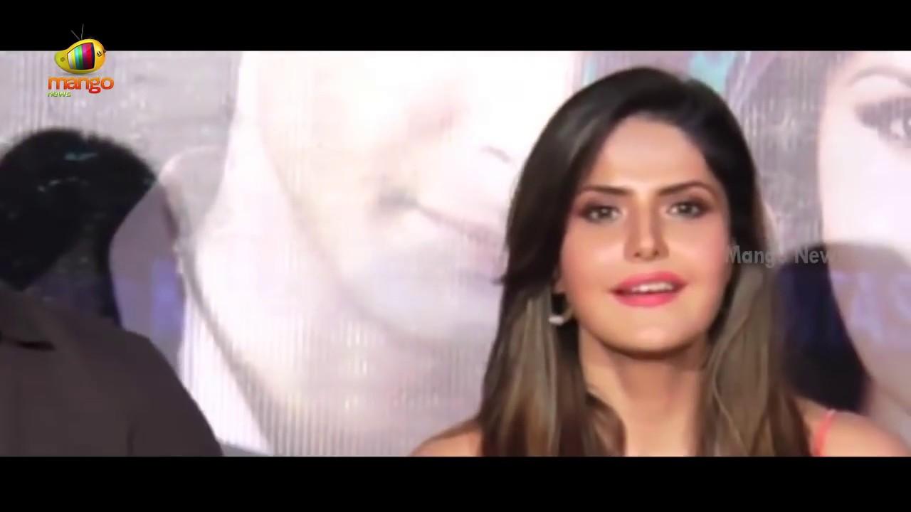 Hate story 3 heroine zareen khan speaks about her - Hate story heroine ...