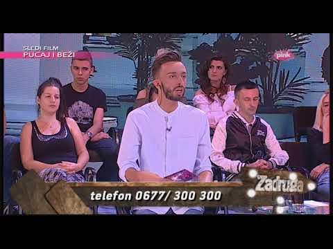 Zadruga, narod pita - Milan otkrio zašto je došlo do razvoda između Slobe i Kije - 09.08.2018.