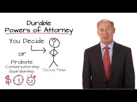 An overview of Powers of Attorney | Hyman Darling, CELA