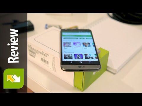 LG G5 : Review