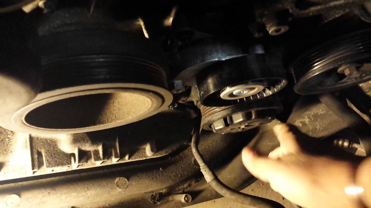 Part 1 / 7 - Mercedes S-Class S320 W220 petrol - Failed AC compressor pump