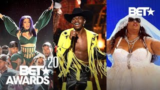 Bet Awards 2020   : Full List Of Winners  Beyoncé, Lizzo, Megan Thee Stallion,  Roddy Ricch