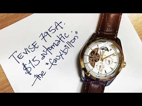 """Tevise 795a First Impressions 