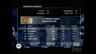UEFA Champions League 2006-2007  PlayStation 2 Trailer -
