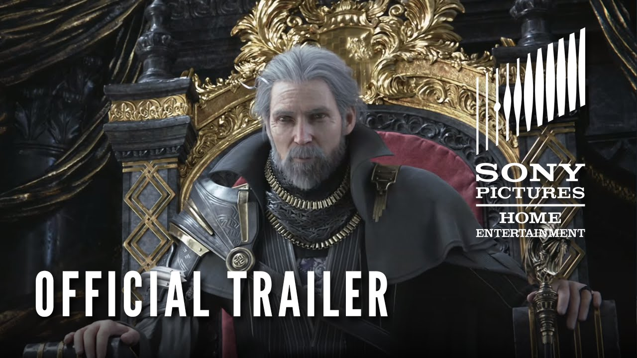 Kingsglaive Final Fantasy Xv The Art Of Vfxthe Art Of Vfx