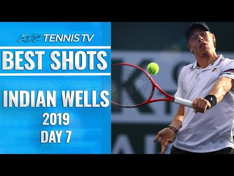 Shapovalov stars in Switzerland | Basel 2017 Highlights Day 1 from YouTube · Duration:  3 minutes 20 seconds