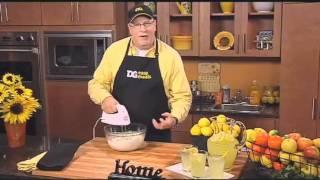 Easy Meals: Lemon Cheesecake