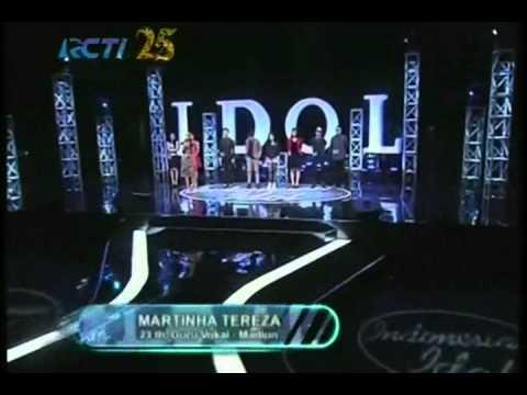 Eliminations 1 [ D VIRZHA, MARTHINA, REINATA ] - Indonesian Idol 2014 [ Januari 2014 ]