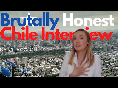 The Most Brutally Honest Interview of Expat Life in Chile (2020) | ExpatsEverywhere