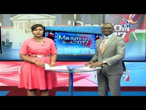 LIVE: Watch #NTVTonight news presented by Mark Masai and Smriti Vidyarthi