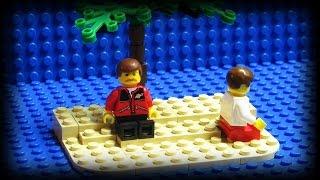 Lego Desert Island