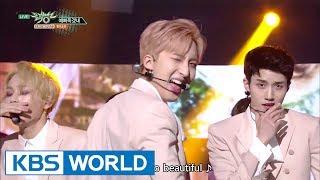 PENTAGON - Critical Beauty   펜타곤 - 예뻐죽겠네 [Music Bank / 2017.06.23]