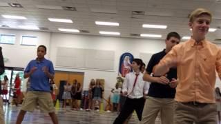The 8th Grade Farewell Dance