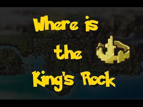Where Is: The King's Rock (Pokemon Heart Gold/Soul Silver)
