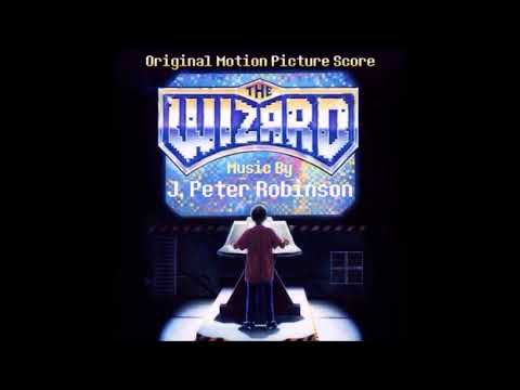 J. Peter Robinson - The Wizard *1989* [FULL SOUNDTRACK]
