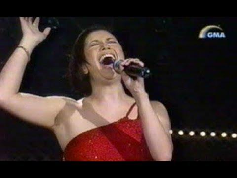 HQ  All The Man That I Need Whitney Houston  Regine Velasquez SOP 2002