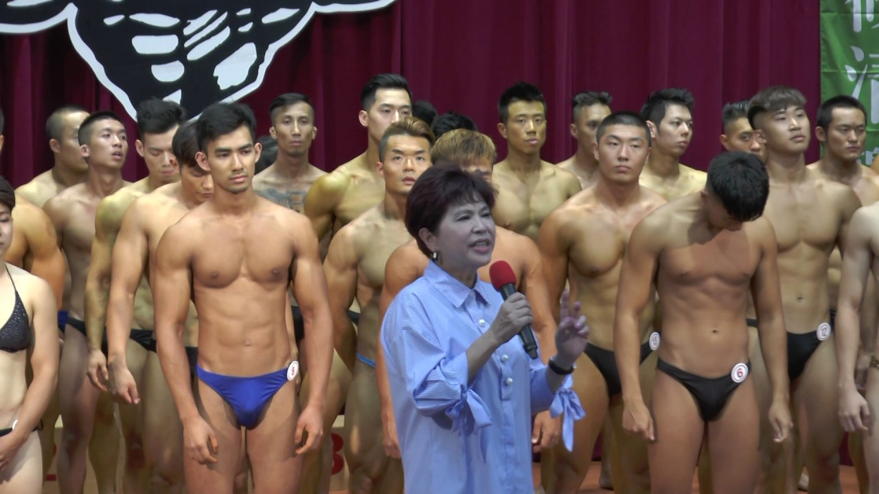 健美 20170806 Bodybuilding in New Taipei City, Taiwan - Men 65~70 KGs No.3, 顧家郡 GU, JIAJUN - YouTube