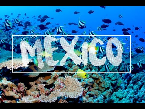 Mexico in 4K (Sam Kolder Inspired)
