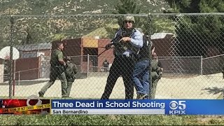 Estranged Husband Kills Teacher, 8-Year-Old In San Bernardino School Murder-Suicide