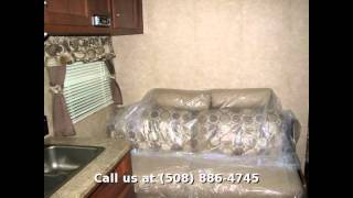 2013 Crossroads Z-one 231fb, Travel Trailer Rear Bath, In Rutland, Ma