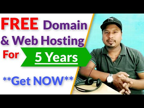 How to buy Free Domain name in Hindi | How to purchase free domain and Hosting | Ecom Cart