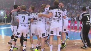 REWE Final Four 2017 - THW Kiel feiert zehnten Sieg des DHB-Pokals
