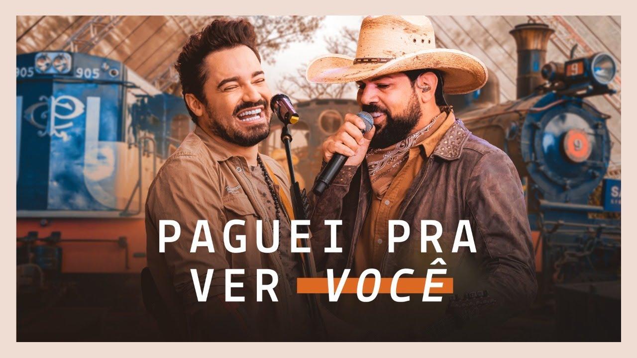 Fernando & Sorocaba - Paguei Pra Ver Você (Clipe Oficial)