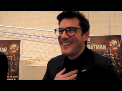 'Batman: Bad Blood' Premiere: Sean Maher returns as Nightwing!