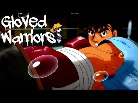 《AMV》Gloved Warriors - Hajime no ippo. Rashin