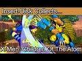 X-Men Children Of The Atom: Sega Saturn