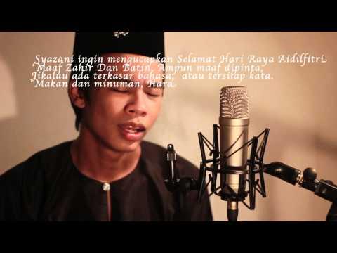 Syazani - Dari Jauh Ku Pohon Maaf (COVER)