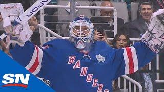 2019 NHL All-Star Skills Competition: Save Streak