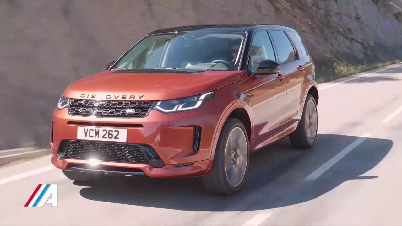 Presentación Internacional Land Rover Discovery Sport 2020