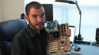 Computer Hardware Tips : How to Find a Motherboard's Model & Name