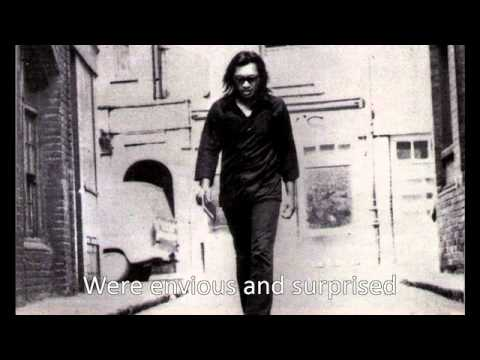 Sixto Rodriguez - silver words lyrics